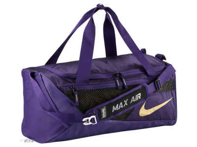Washington Huskies Nike Vapor Duffel