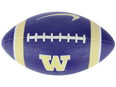 Washington Huskies Nike Mini Rubber Football