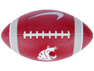 Washington State Cougars Nike Mini Rubber Football