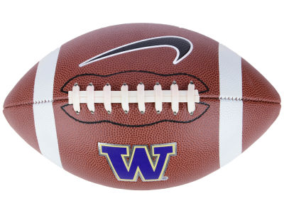 Washington Huskies Nike Autograph Football