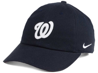 Washington Nationals Nike MLB Felt Heritage 86 Cap