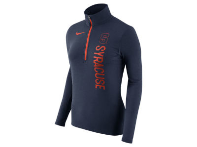 Syracuse Orange Nike NCAA Women's Stadium Element Quarter Zip Pullover