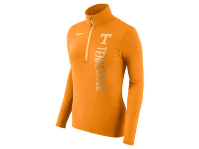 Tennessee Volunteers Nike NCAA Women's Stadium Element Quarter Zip Pullover