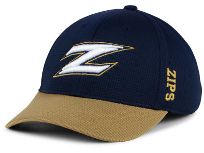 Akron Zips Top of the World Kids Booster 2-Tone Cap