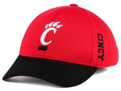Cincinnati Bearcats Top of the World Kids Booster 2-Tone Cap