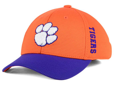 Clemson Tigers Top of the World Kids Booster 2-Tone Cap