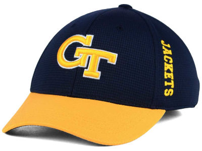 Georgia-Tech Top of the World Kids Booster 2-Tone Cap