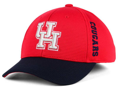 Houston Cougars Top of the World Kids Booster 2-Tone Cap