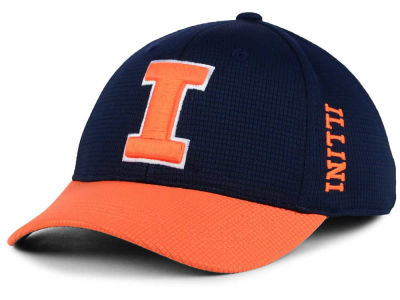 Illinois Fighting Illini Top of the World Kids Booster 2-Tone Cap