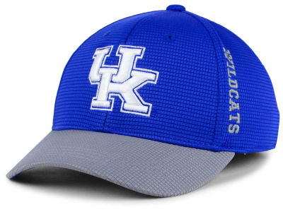 Kentucky Wildcats Top of the World Kids Booster 2-Tone Cap