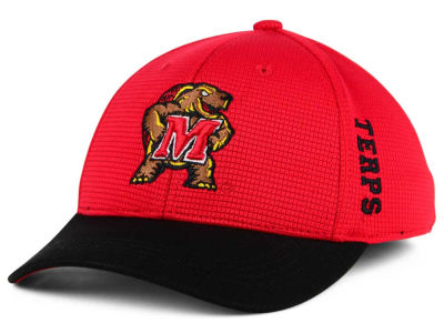 Maryland Terrapins Top of the World Kids Booster 2-Tone Cap