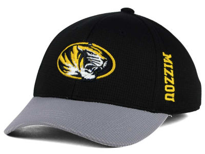 Missouri Tigers Top of the World Kids Booster 2-Tone Cap