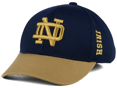 Notre Dame Fighting Irish Top of the World Kids Booster 2-Tone Cap
