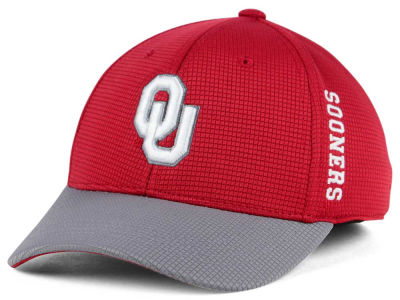 Oklahoma Sooners Top of the World Kids Booster 2-Tone Cap