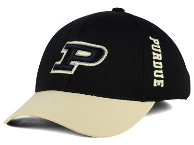 Purdue Boilermakers Top of the World Kids Booster 2-Tone Cap