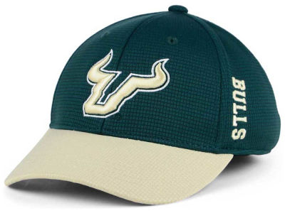 South Florida Bulls Top of the World Kids Booster 2-Tone Cap