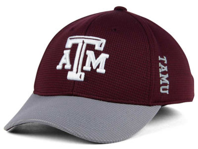 Texas A&M Aggies Top of the World Kids Booster 2-Tone Cap