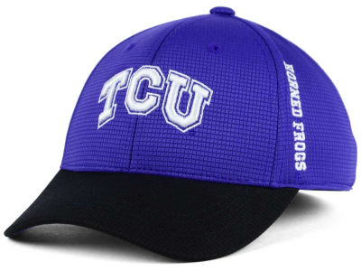 Texas Christian Horned Frogs Top of the World Kids Booster 2-Tone Cap