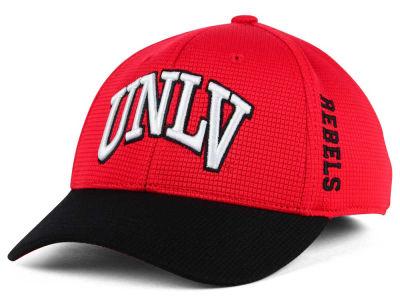 UNLV Runnin Rebels Top of the World Kids Booster 2-Tone Cap