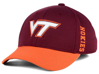 Virginia Tech Hokies Top of the World Kids Booster 2-Tone Cap