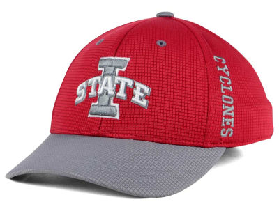 Iowa State Cyclones Top of the World Kids Booster 2-Tone Cap