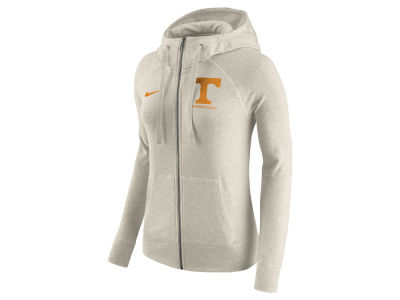 Tennessee Volunteers Nike NCAA Women's Gym Vintage Full-Zip Hoodie