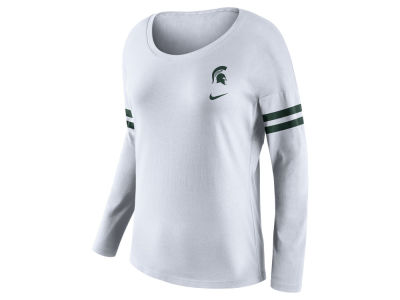 Michigan State Spartans Nike NCAA Women's Tailgate T-Shirt