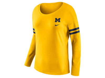 Michigan Wolverines Nike NCAA Women's Tailgate T-Shirt