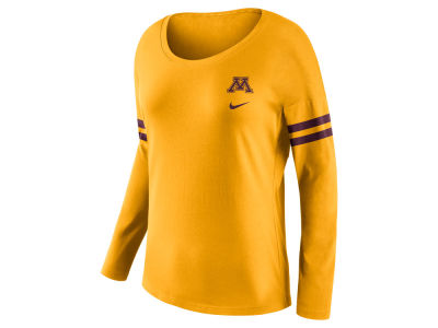 Minnesota Golden Gophers Nike NCAA Women's Tailgate T-Shirt