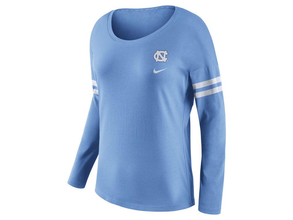 North Carolina Tar Heels Nike NCAA Women s Tailgate T-Shirt  d1dbf0fb29