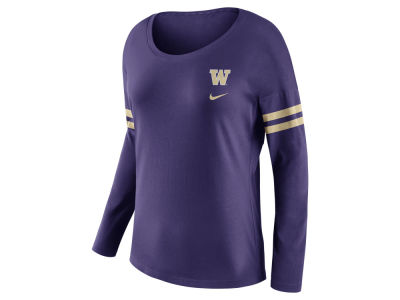 Washington Huskies Nike NCAA Women's Tailgate T-Shirt