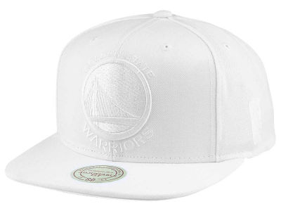 Golden State Warriors Mitchell & Ness NBA Wow Snapback Cap
