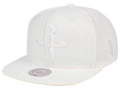 Houston Rockets Mitchell & Ness NBA Wow Snapback Cap