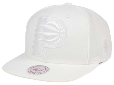 Indiana Pacers Mitchell & Ness NBA Wow Snapback Cap