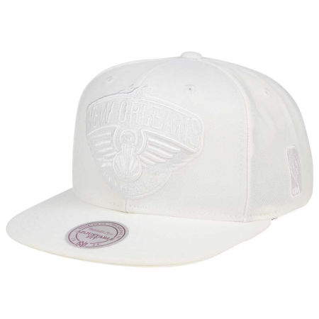 New Orleans Pelicans Mitchell & Ness NBA Wow Snapback Cap