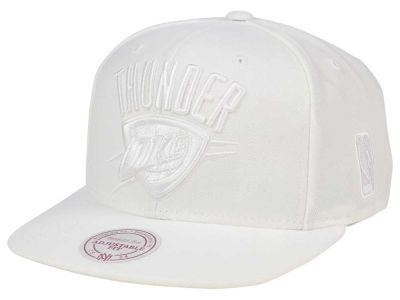 Oklahoma City Thunder Mitchell & Ness NBA Wow Snapback Cap