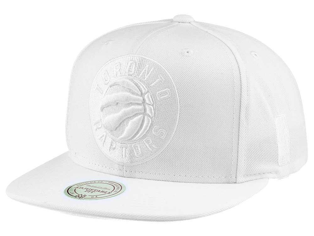Toronto Raptors Mitchell   Ness NBA Wow Snapback Cap  15afe78c433