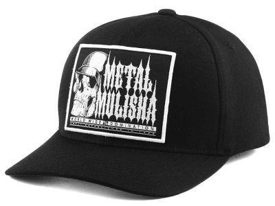 Metal Mulisha Point Cap