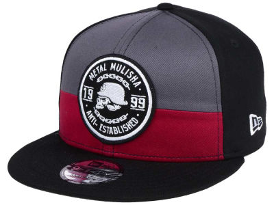 Metal Mulisha Hold Up 9FIFTY Snapback Cap