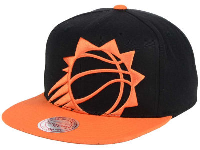 Phoenix Suns Mitchell & Ness NBA Custom XL Cropped Snapback Cap