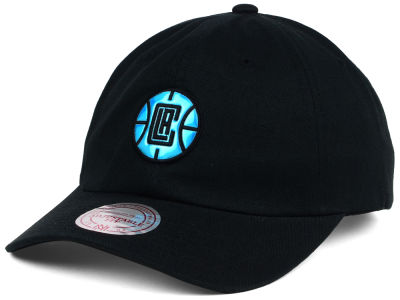 Los Angeles Clippers Mitchell & Ness NBA Gaze Dad Hat