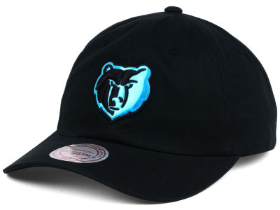 Memphis Grizzlies Mitchell and Ness NBA Gaze Dad Hat