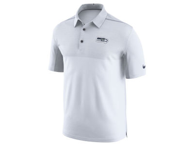 Seattle Seahawks Nike NFL Men's Elite Coaches Polo
