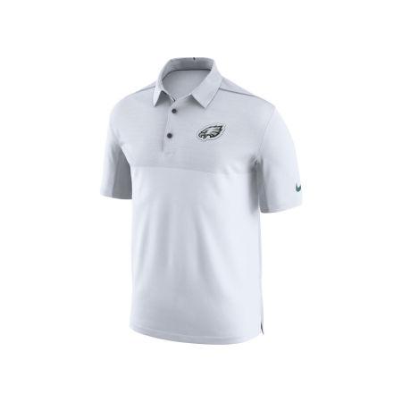 Philadelphia Eagles Nike NFL Men's Elite Coaches Polo