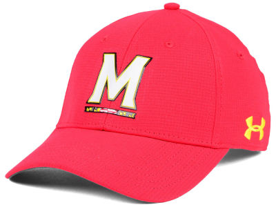 Maryland Terrapins Under Armour NCAA Airvent Alloy Cap