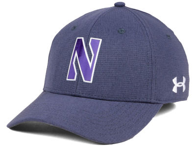 Northwestern Wildcats Under Armour NCAA Airvent Alloy Cap