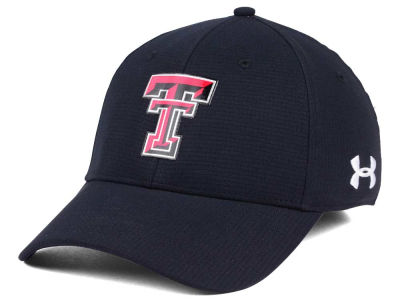 Texas Tech Red Raiders Under Armour NCAA Airvent Alloy Cap