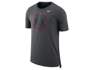Alabama Crimson Tide Nike NCAA Men's Meshback Travel T-Shirt