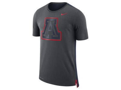 Arizona Wildcats Nike NCAA Men's Meshback Travel T-Shirt