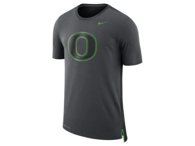 Oregon Ducks Nike NCAA Men's Meshback Travel T-Shirt